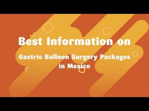 Best-Information-on-Gastric-Balloon-Surgery-Packages-in-Mexico