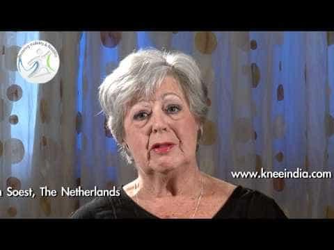 Knee-replacement-surgery-India-Dutch-patient-testimonial-for-DrVenkatachalam