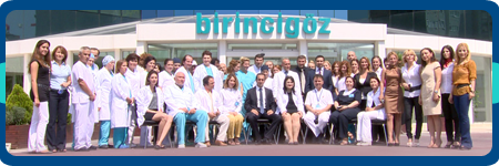 Birinci Eye Hospital Team Turkey