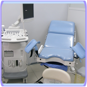 Equipment in Nova Clinic Russia