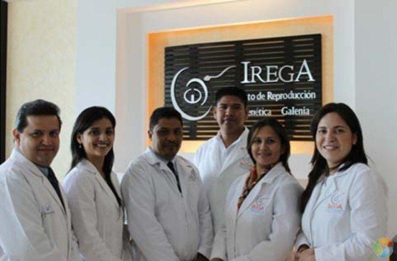 IVF staff