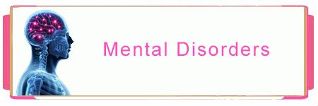 Mental Disorder Banner