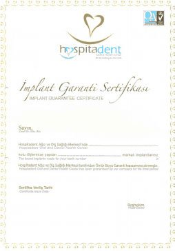 Hospitadent Quality Certifications