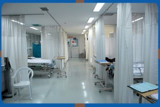 Basavatarakam Indo American Cancer Hospital & Research Institute Patient Wards