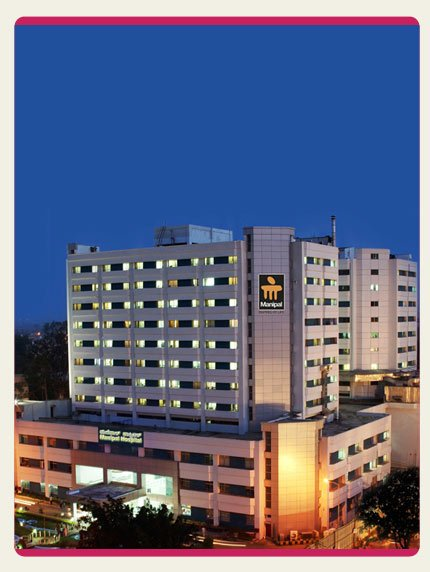 Manipal Heart Hospital in India