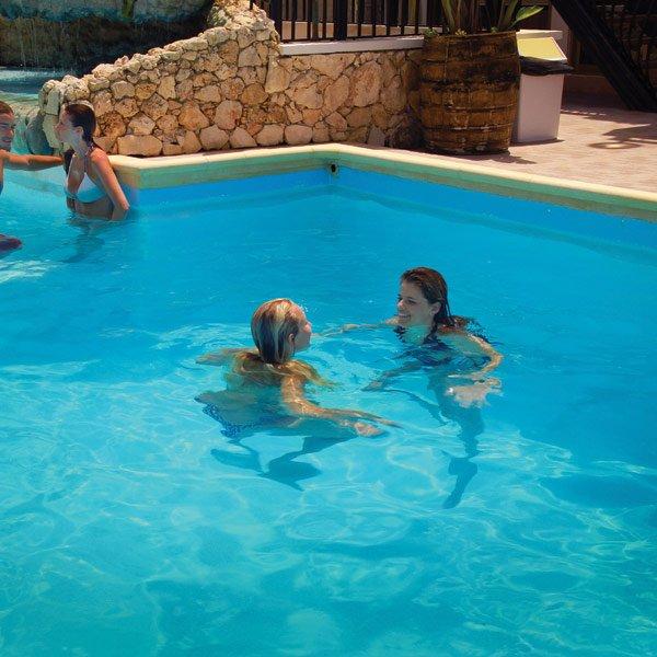 Pool in Gozo Malta