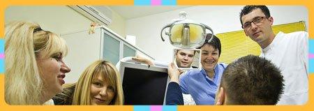 Experts at Pantalon Dental Practice