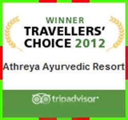 2012 Travellers Choice Award