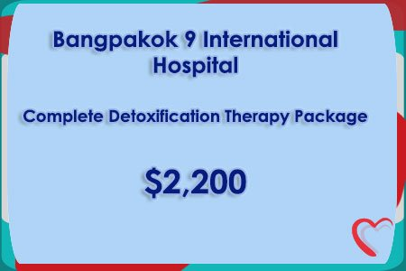 Detox Treatment Bagpakok Price