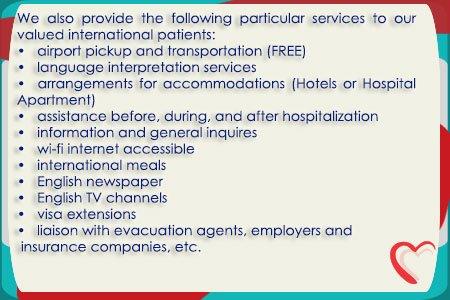 Bangpakok 9 Internation Hospital Services