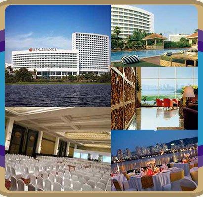 IANR 2014 Venue Renaissance Hotel Mumbai India