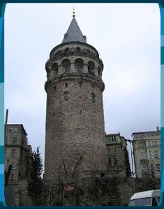 The Galata Tower In Istanbul Destination Travel