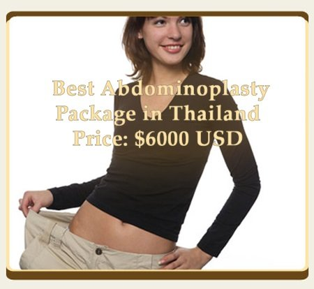 Best Abdominoplasty in Thailand at Nirunda Clinic Bangkok