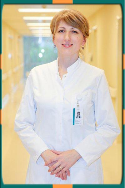 Dr. Olga Schiopu, Medical Director of Medpark International Hospital