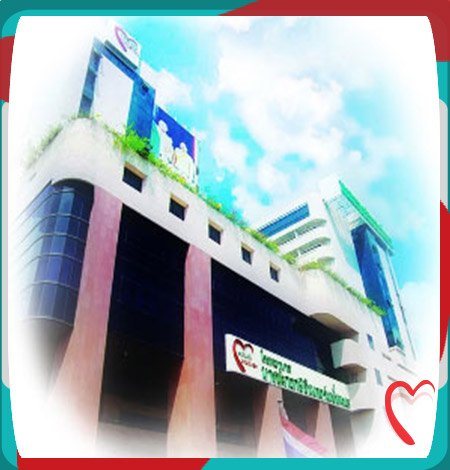 Bangpakok 9 International Medical Tourism Hospital in Thailand