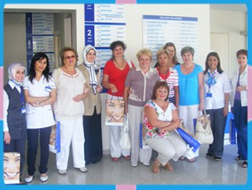 Dental Center Staff Turkey Image