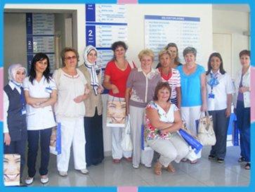 Dental Center Staff Turkey Image
