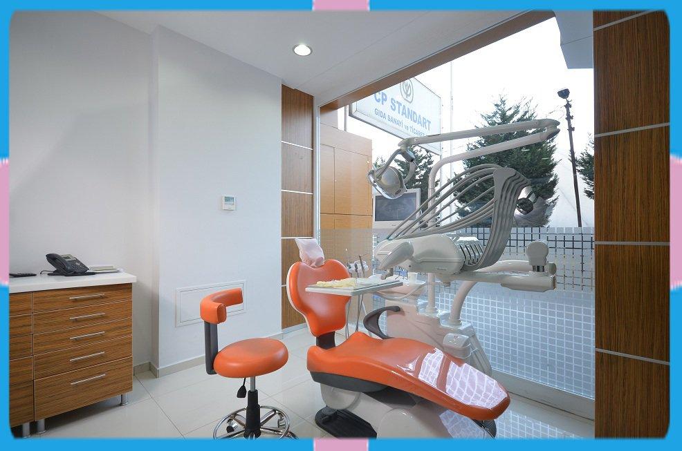 Modern Dental Care Equipment Turkey