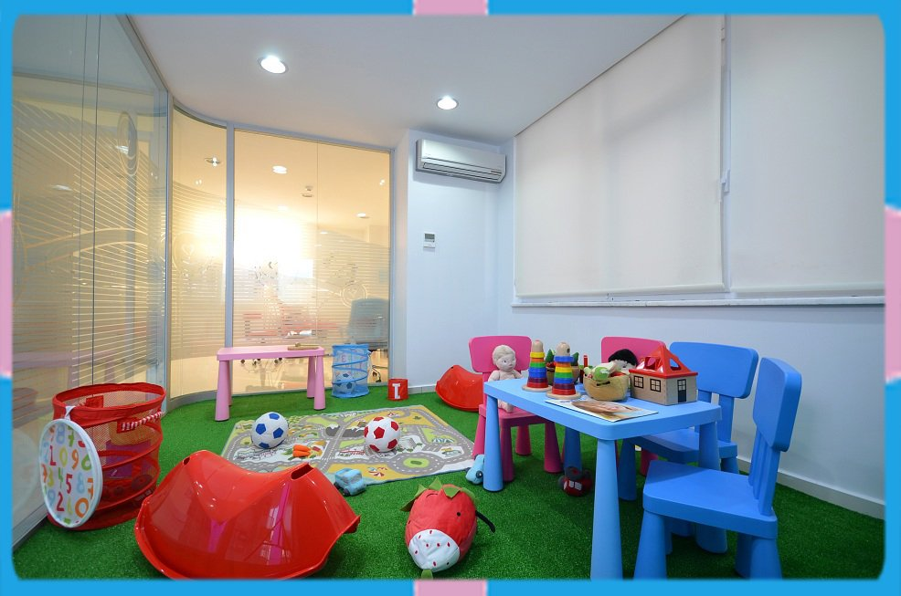 Play Area For Kids