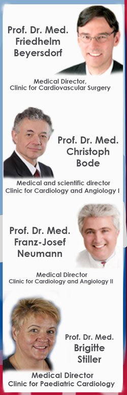 Cardiac Surgery Specialists and Research in Freiburg, Germany