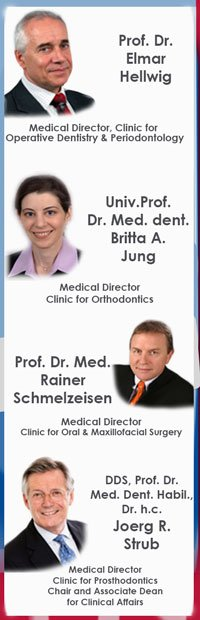 Top Dentistry Specialists in Freiburg Germany