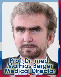 Prof. Dr. med. Mathias Berger Medical Director