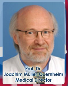 Prof. Dr. Joachim Müller-Quernheim Medical Director