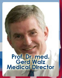 Prof. Dr. med. Gerd Walz Medical Director