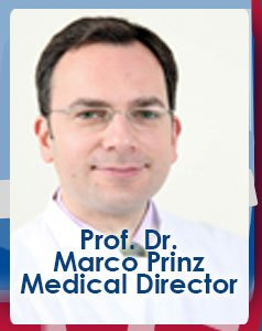 Prof. Dr. Marco Prinz Medical Director