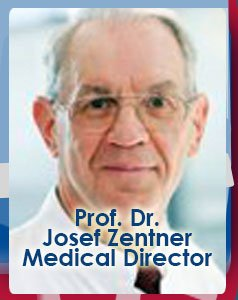 Prof. Dr. Josef Zentner Medical Director