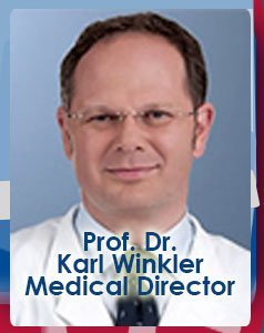 Prof. Dr. Karl Winkler Medical Director