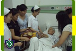 Team of Specialized Registered Nurses in China