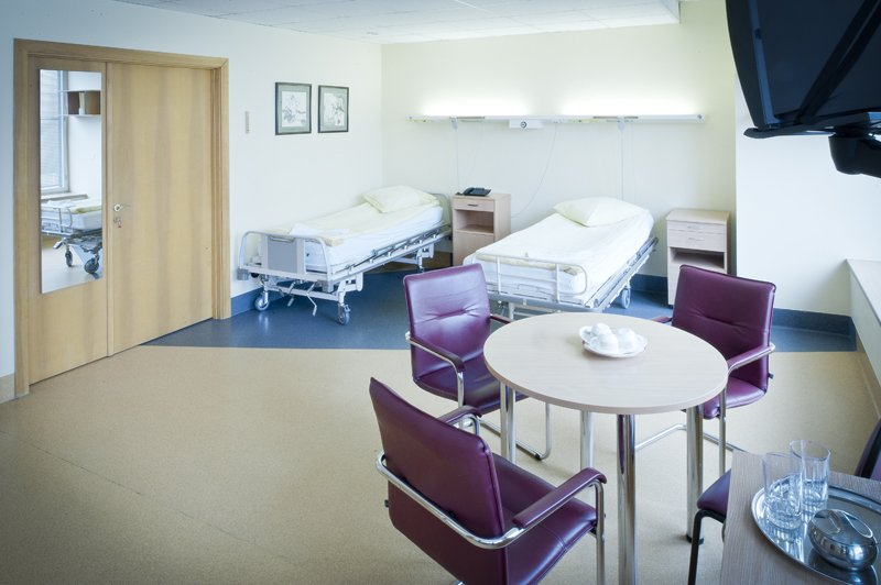 Rehabilitation Private Hospital in Europe