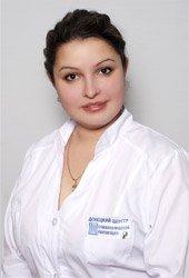 Pogrebnaya Tatiana   Senior Nurse