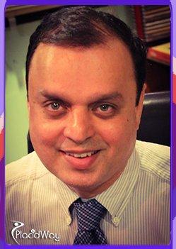 Dr. Ajaya Kashyap Medical Director MedSpa India