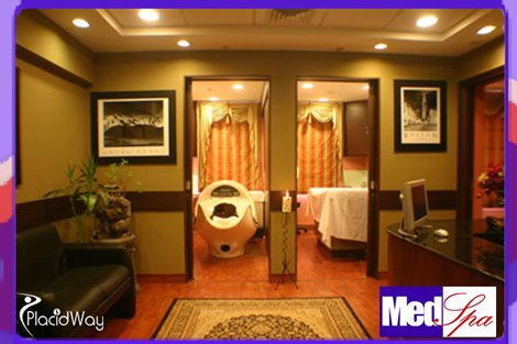 MedSpa Luxury Resort New Delhi India