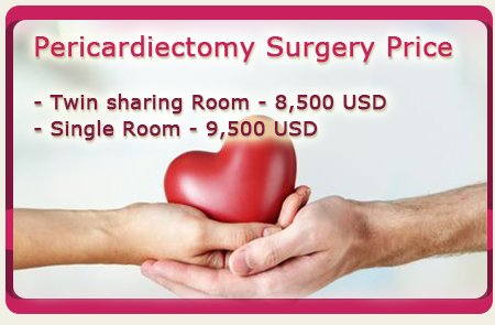 Pericardiectomy Cardiac Surgery Cost in Bangalore India