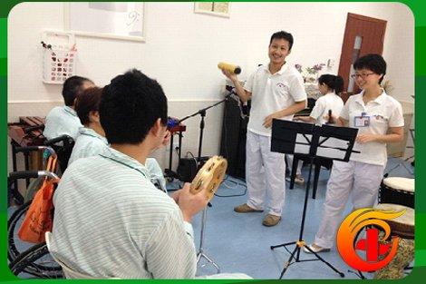 Guangdong Music Therapy Rehabilitation China