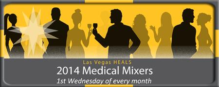 Las Vegas HEALS-2014 Medical Mixer Seminar