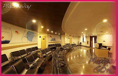 Manipal Goa India Hospital Conference Hall