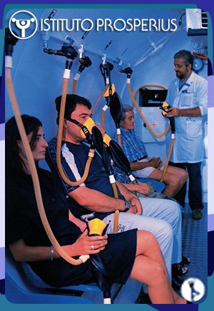 Hyperbaric Chamber at Prosperius Institute Italy