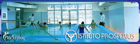 Hydrotherapy in Italy Center Prosperius Institute