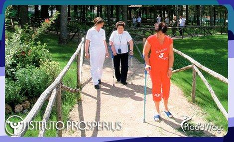 Prosperius Orthopedic Rehabilitation in Italy