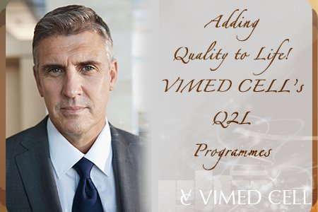 Vimed Cell Quality to Life Programmes in Germany