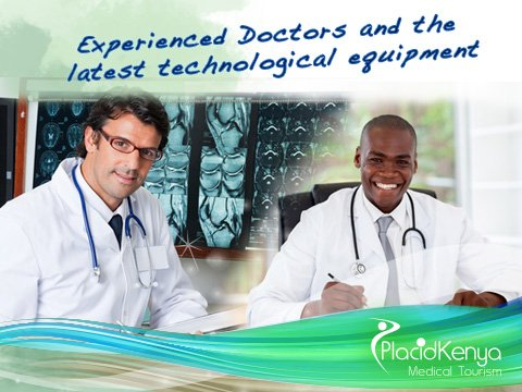 Qualified Doctors and latest technology Kenya Medical Tourism