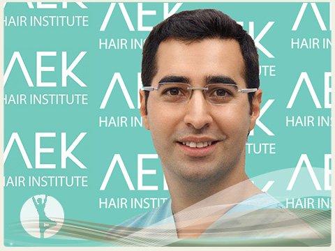 Dr. Ali Emre Karadeniz Hair Transplant Surgeon Istanbul Turkey