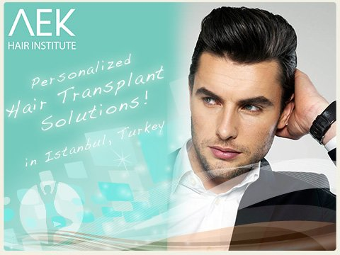 Hair Transplat with FUE in Istanbul Turkey