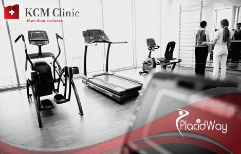 Sports Rehabilitation Therapies in Poland KCM Clinic