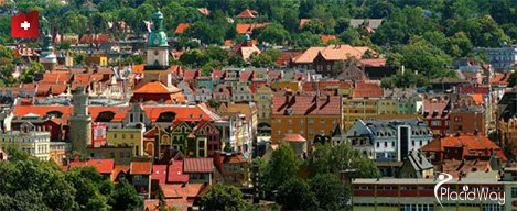 Jelenia Gora City Poland Europe