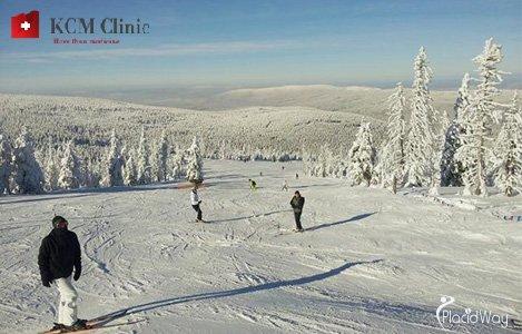 Ski Resort in Poland